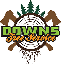 Downs Tree Service logo